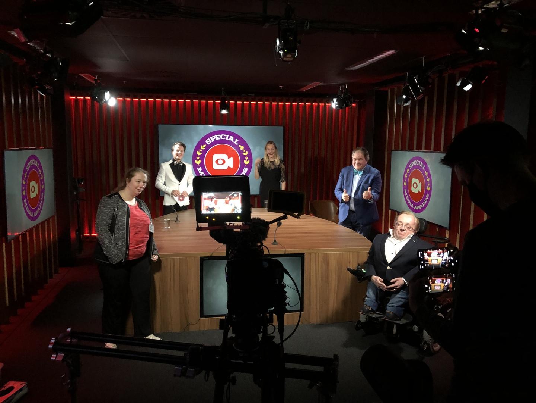 Live stream Special Media Awards